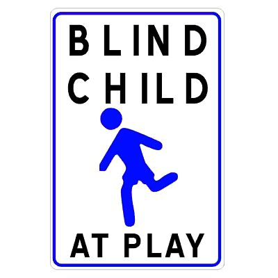 blind-child-at-play