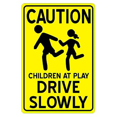 caution-children-drive-slowly