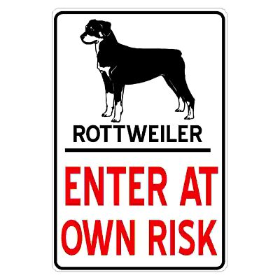 rottweiller-enter-at-own-risk
